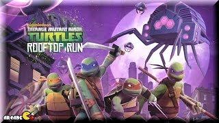Teenage Mutant Ninja Turtles: Rooftop Run - TMNT Cartoon Game