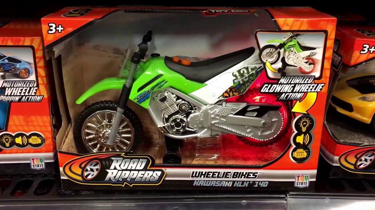 moto kawasaki road rippers