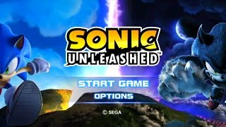 Sonic Unleashed (Wii) playthrough ~Longplay~