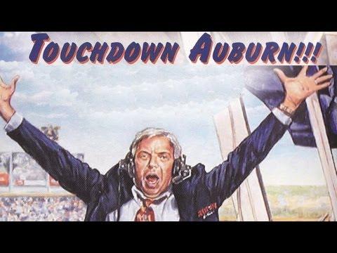 Auburn Football - Top 35 Jim Fyffe calls