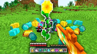 I played OP Flower Power in Minecraft UHC