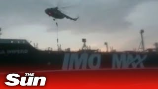 iran-guards-post-video-troops-rappelling-british-oil-tanker-stena-impero