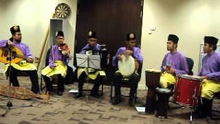 Mal Dancer Nusantara - Musician Traditional Group - Preperation To Korea