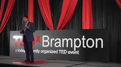 HOW FEAR CAN BE A 4 LETTER WORD FOR SUCCESS   Kurt Patino   TEDxBrampton