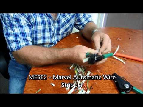 How to Strip Cable - Marvel Tools Australia