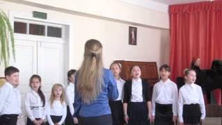 Весняночко-панняночко - відкритий урок з хору