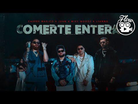 Casper Mágico, Juhn & Flow La Movie – Comerte Entera