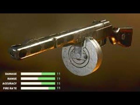 Top 5 PAP guns in WW2