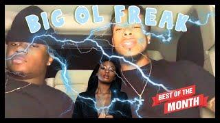 Download Megan stallion - Big ole Freak‼️ 🍑 / Reaction😏 Mp3 and Videos