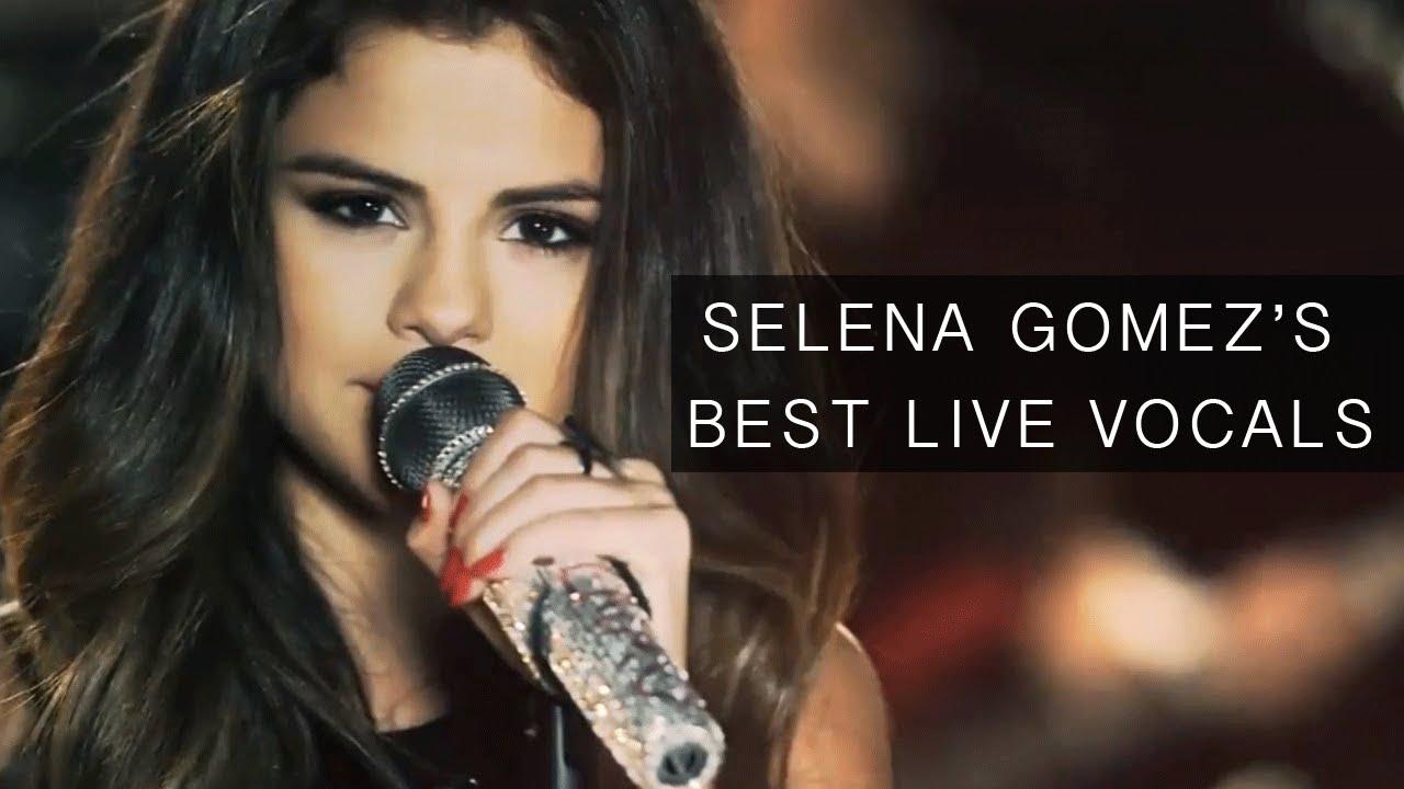 Gomez selena singing