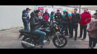 Открытый урок в мотошколе RSmoto в Киеве