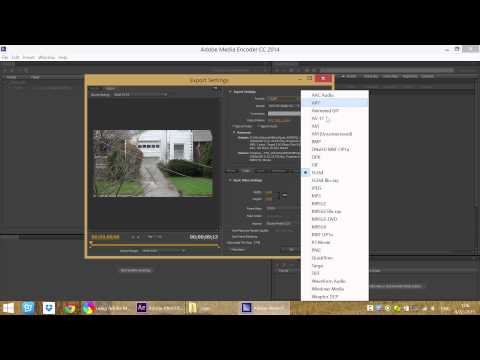Output Perfect MP4 in After Effects CC 2014 w/ Best Quality - 1 Minute Solution