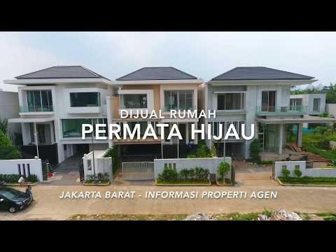 Dijual Rumah Baru di Permata Hijau - Jakarta Selatan - Informasi Properti Agen - 021 581 1991