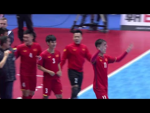 Chinese Taipei vs Vietnam (AFC Futsal Championship 2018: Group Stage)