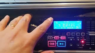 CD, USB 플레이어 작동법과 기능설명