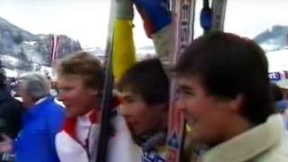 Hahnenkamm 1981 - Live!
