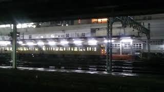 JR西日本113系 広島発車