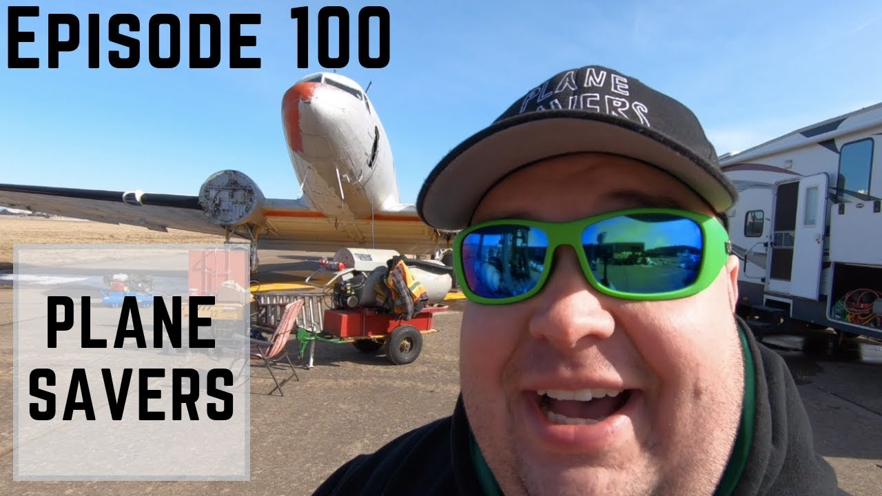 """Download """"Work Begins on the D-Day DC-3!!"""" Plane Savers E100"""