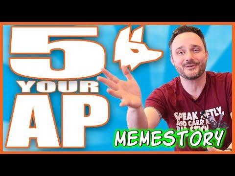 5 Your AP Exam w/Romulus - Memestory