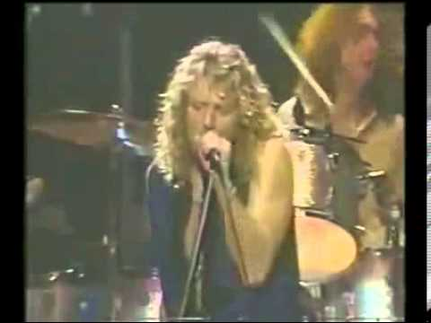 Led Zeppelin   Hey Hey What Can I Do   Live 95 Milwaukee Page & Plant tour)