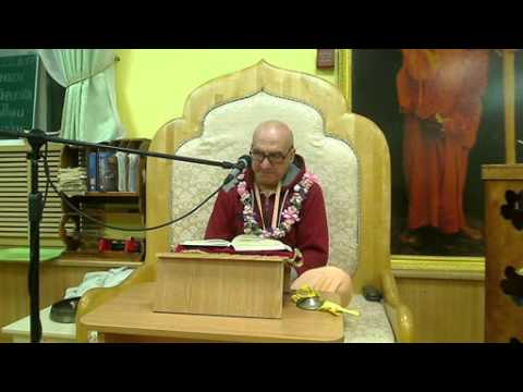 Шримад Бхагаватам 3.32.16-17 - Ванинатха Васу прабху