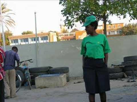 Lukazi Sambatree - Tanzania National Anthem