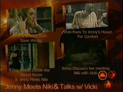 Niki Smith Returns 1985 on DVD # 2 One Life To Live