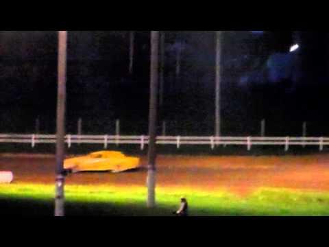 jackson county speedway hobby stock main 8/30/14