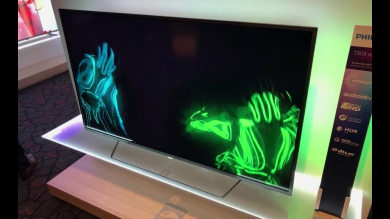 Philips 7303 Series 4K HDR TV review