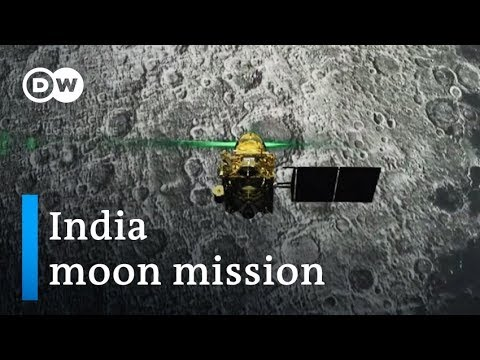 India loses contact with Chandrayaan-2 moon lander: What now? | DW News
