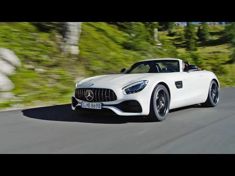 FIRST DRIVE: 2017 Mercedes-AMG GT Roadster