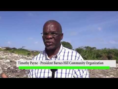 Antigua and Barbuda: Barnes Hill Resevoir