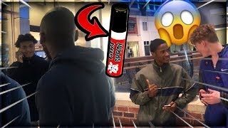 FUNNY FART SPRAY PRANK 😷🤮 (GONE EXTREMELY WRONG) 🤬