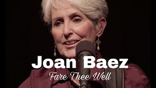 Joan Baez - Fare Thee Well Abschiedstour - Live @ Pariser Olympia 13.6.2018 (COMPLETE HD CONCERT)