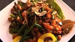 Green Bean Salad  Recipe