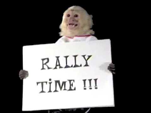 Rally Time Rally Monkey