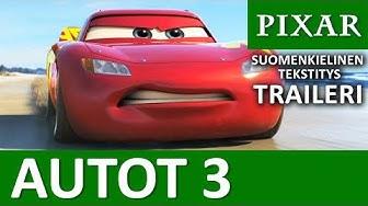 Suomenkielinen tekstitys traileri | Autot 3