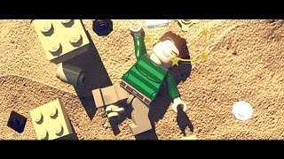 LEGO MARVEL Super Heroes GamePlay - [Hulk, Ironman, Spiderman vs Sandman, Abomination]