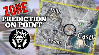Zone PREDICTION on POINT | Rotation on Bikes | TeamSTAR | Pubg Mobile PAKISTAN