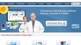 """Data Recovery"" Software ▬ File Recover"