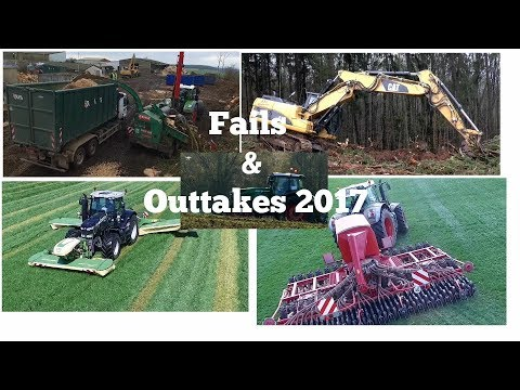 Pleiten, Pech und Pannen  Fails & Outtakes 2017 Funny Moments