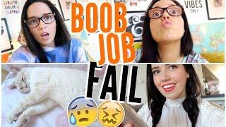 My Boob Job FAIL!