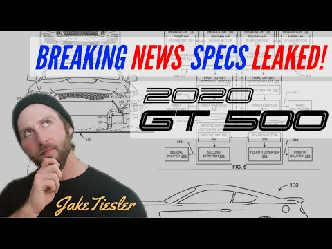 2020 GT500 SPECS LEAKED (Breaking News!!!)