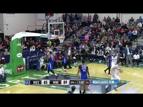 Highlights: Abdel Nader (30 points)  vs. the Knicks, 3/12/2017