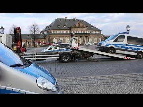Dresden police 2016