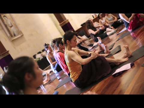 GYROKINESIS® Rejuvenation Course, Bali