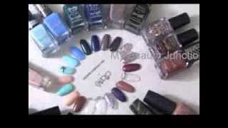 Nail polish haul and 16 swatches including Barry M, OPI, Ciate and Models Own Thumbnail