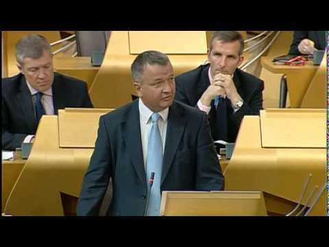 Members' Business - Scottish Parliament: 10th October 2013