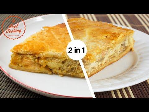 Perfect Salmon Pie