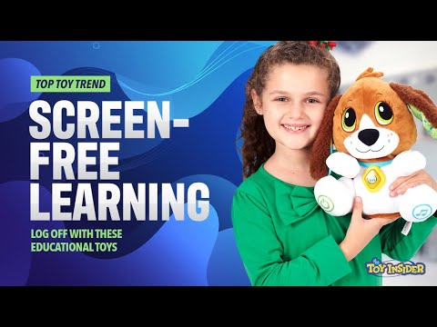 Toy Insider Top Toy Trend 2020: Screen Free Learning
